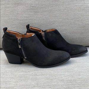 Franco Sarto Shoes - Franco Sarto Granite Black Bootie Brand New